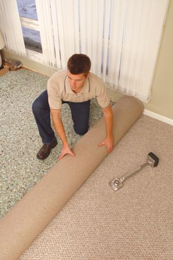carpet flooring installation fairfax